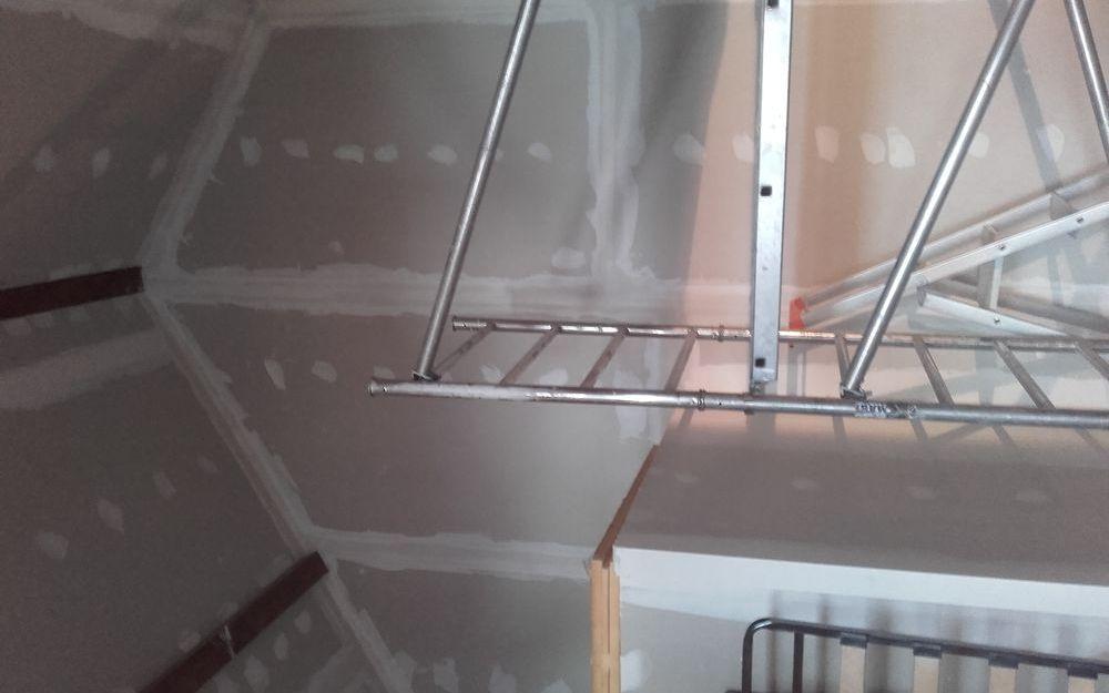 Isolation - Doublage placo plâtre