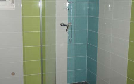 Salle de bain - Chantier réalisé à Voiron