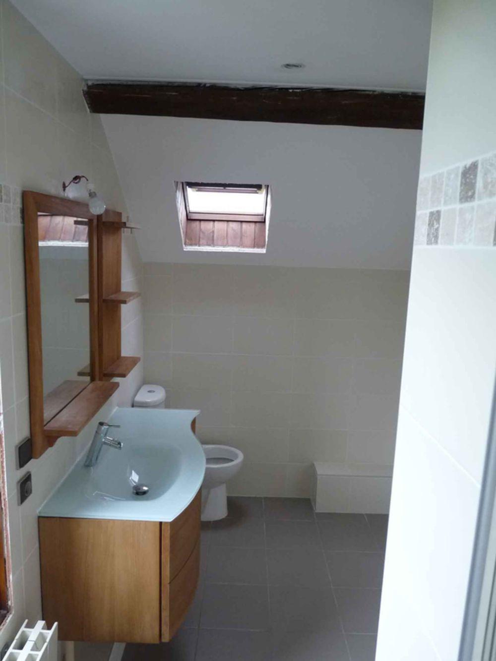 Salle De Bain De Luxe Design ~ r novation d une salle de bain moirans a demeure services
