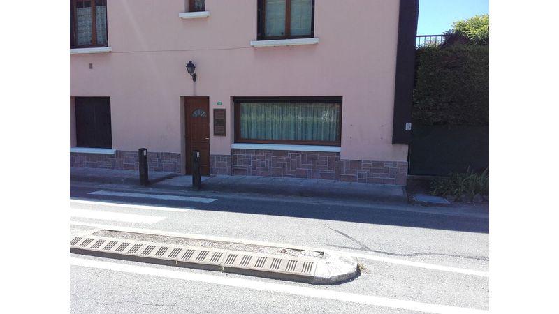 Habillage d'une façade à La Murette