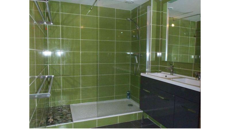 Salle de bain à Izeaux