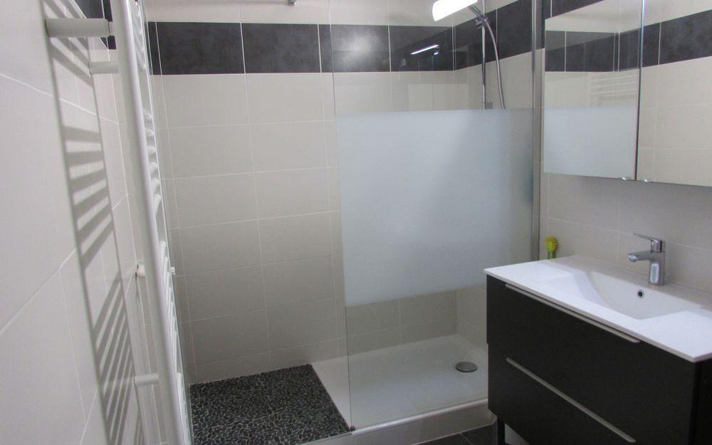 Salle de bain à Voiron