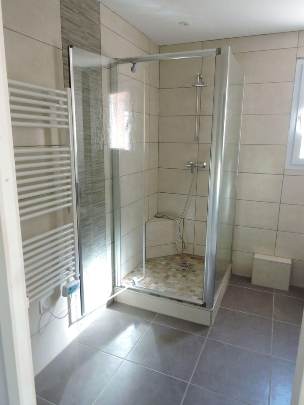 Salle De Bain De Luxe Design ~ r novation d une salle de bain voiron a demeure services izeaux 38