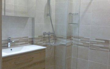 amenagement d'une salle de bain à VOIRON