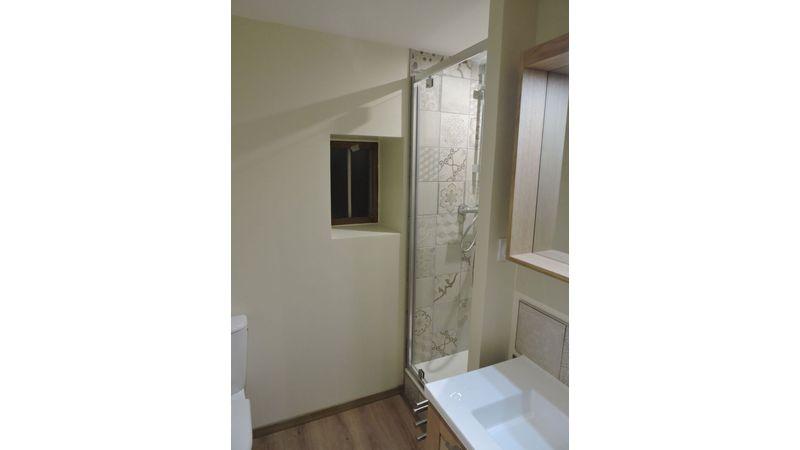 Rénovation d'une salle de bain à Plan