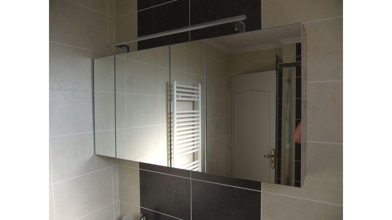 Renovation complète d'une salle de bain à LE GRAND LEMPS