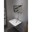 salle de bain à SAINT JEAN DE MOIRANS après travaux
