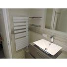 seche serviette + etagères + meuble